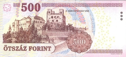 HUNGARY P. 196a 500 F 2007 UNC - Hongrie