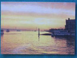 """Portugal Postcard """"Lisboa - Beach"""" Unused - Unclassified"""