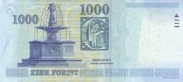 HUNGARY P. 197a 1000 F 2009 UNC - Hongrie