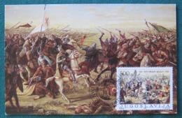 "Yugoslavia 1989 FDC Maxicard ""battle"" - Yougoslavie"