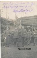 AK Stellung Vor Dünaburg - Lettonie