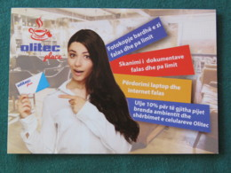 "Albania Postcard ""olitec - Coffee"" - Albanie"