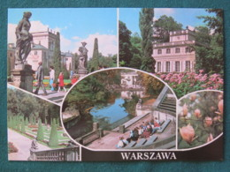 "Poland Postcard ""Warzawa Multiview"" Unused - Pologne"