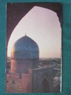 "Russia Postcard ""Samarcand - Mosque"" Unused - Russie"