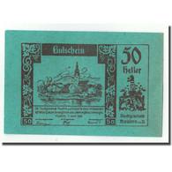 Billet, Autriche, Mautern, 50 Heller, Paysage, 1920, 1920-04-02, SPL, Mehl:FS - Autriche