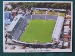 """Brasil Postcard """"Football Soccer Stadium Alfredo Jaconi"""" Unused - Brésil"""