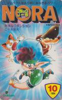 Télécarte Japon / 110-011 - MANGA - NORA - DUNGEON - ANIME Japan Phonecard - 10960 - Comics