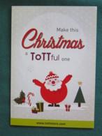 """Singapore 2013 Postcard """"Christmas"""" Unused - Singapour"""