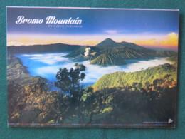 """Indonesia Postcard """"Bromo Mountain - Java"""" Unused - Indonésie"""