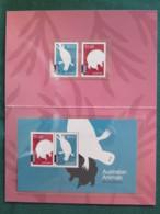 Australia Mint Presentation Pack (stamps + Souvenir Sheet) - Monotremes Animals Echidne Platypus Ornithorhynchus - 2010-... Elizabeth II