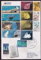 Argentine - 2018 - Lettre - Observatoires Astronomiques - Minéraux - Astronomical Observatories - Minerals - Argentine