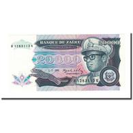 Billet, Zaïre, 20,000 Zaïres, 1991-07-01, KM:39a, NEUF - Zaïre
