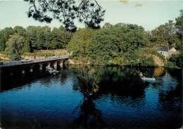 LE QUESNOY  Embarcadere Et Port Fauroeul      10   (scan Recto-verso)MA1990Ter - Le Quesnoy
