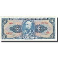Billet, Brésil, 2 Cruzeiros, Undated (1944), KM:133a, NEUF - Brésil