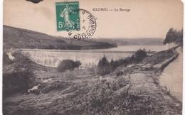 22 Côtes D'Armor - GLOMEL - Le Barrage - France