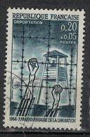 FRANCE      N° YVERT  :     1407   ( 3 )    OBLITERE - France