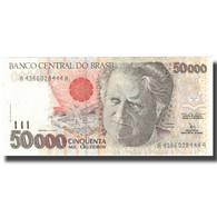 Billet, Brésil, 50,000 Cruzeiros, Undated (1992), KM:234a, SPL+ - Brésil
