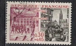 FRANCE      N° YVERT  :     1410   OBLITERE - France