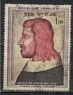 FRANCE      N° YVERT  :     1413     ( 4 )          OBLITERE - France