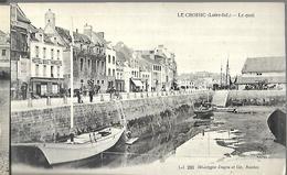 44 - Le Croisic   Le Quai - Le Croisic