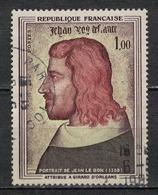 FRANCE      N° YVERT  :     1413     ( 5 )          OBLITERE - France