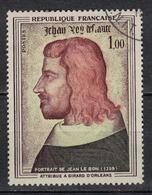 FRANCE      N° YVERT  :     1413     ( 8 )          OBLITERE - France