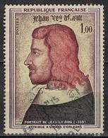 FRANCE      N° YVERT  :     1413     ( 10 )          OBLITERE - France