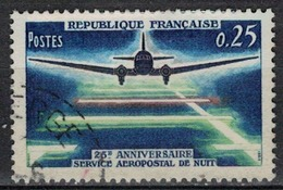 FRANCE      N° YVERT  :     1418         OBLITERE - France