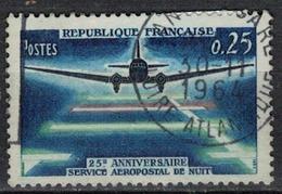 FRANCE      N° YVERT  :     1418       ( 1 )            OBLITERE - France