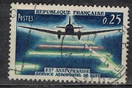 FRANCE      N° YVERT  :     1418       ( 2 )            OBLITERE - France