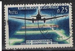 FRANCE      N° YVERT  :     1418       ( 4 )            OBLITERE - France