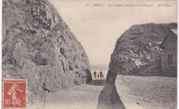 22 Côtes D'Armor - BINIC - Le Goulet - Arrivée à La Plage - Binic