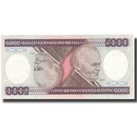 Billet, Brésil, 5000 Cruzeiros, Undated (1981-85), KM:202c, SPL+ - Brésil