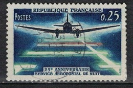 FRANCE      N° YVERT  :     1418       ( 8 )            OBLITERE - France