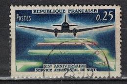 FRANCE      N° YVERT  :     1418       ( 10 )            OBLITERE - France