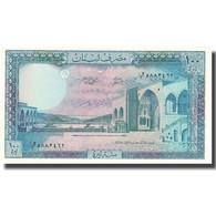 Billet, Lebanon, 100 Livres, KM:66d, SPL+ - Liban
