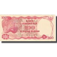 Billet, Indonésie, 100 Rupiah, 1984, 1984, KM:122b, TTB+ - Indonésie