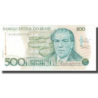 Billet, Brésil, 500 Cruzados, 1990, UNdated (1990), KM:212c, NEUF - Brésil