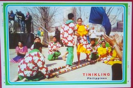 Tinikling - Philippines