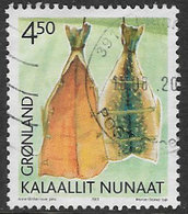 Greenland SG395 2001 Cultural Heritage (2nd Series) 4k.50 Good/fine Used [39/31714/6D] - Greenland