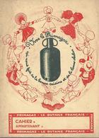 Cahier D' Ecole - BUTAGAZ - Illustrations - Années 1950 - - Electricité & Gaz