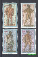 Vatican 1987 Mi 916-919 MNH ( ZE2 VTC916-919 ) - Vatican