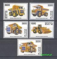 Belarus 1998 Mi 273-277 MNH ( ZE4 BYL273-277 ) - Belarus