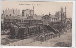 HOUILLES LA GARE TBE - Houilles