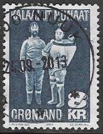 Greenland SG109 1980 Folk Art 8k Good/fine Used [39/31717/6D] - Greenland