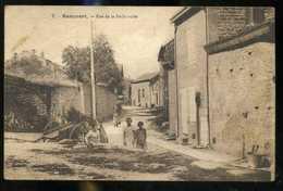 08 RAUCOURT Rue De La Belle Volée (3) - Frankrijk