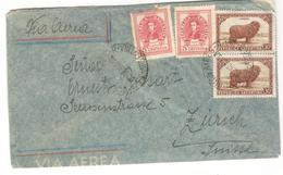 11215 - Par Avion Pour La SUISSE - Argentine