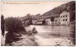 SAINT LEONARD DE NOBLAT LA FABRIQUE DE PORCELAINE TBE - Saint Leonard De Noblat