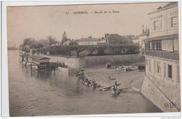 CORBEIL BORDS DE LA SEINE TBE - Corbeil Essonnes