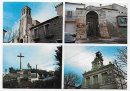 MIREVAL - N° 145 - MULTIVUES AVEC CITREON DS - CPM GF NON VOYAGEE - France